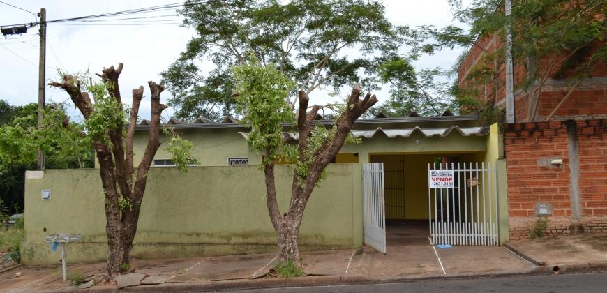 Rua dos Crisântemos, nº21
